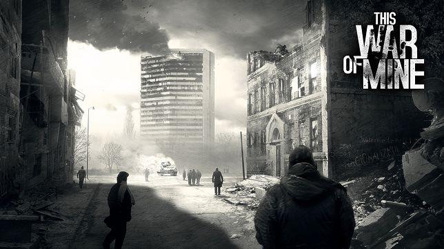 Grafika z gry This War of Mine.