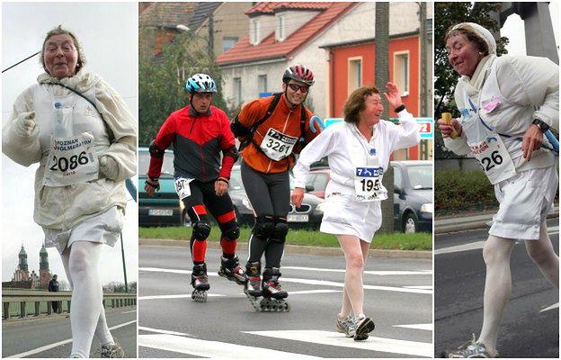 77 lat i tysiące kilometrów maratonów za sobą. Pani Marii kondycji może pozazdrościć wielu 20-latków