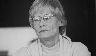 Blanka Danilewicz nie żyje. Legenda TVP miała 84 lata