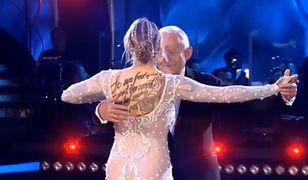 """""""Taniec z gwiazdami"""": Leszek Miller zatańczył z wnuczką, Moniką Miller. Były emocje"""