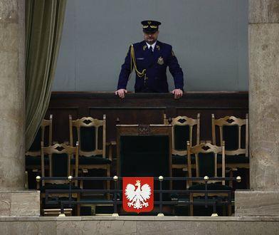 Straż Marszałkowska to jedna z najlepiej zarabiających formacji w Polsce