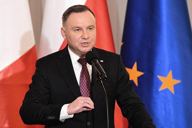 Koronawirus w Polsce? Andrzej Duda w stałym kontakcie z ministrem zdrowia