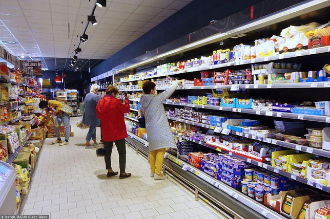 Koronawirus w Polsce. Zakażona pojechała na zakupy (zdjęcie ilustracyjne)