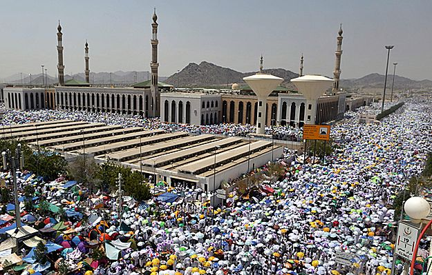 Arabia Saudyjska: tragedia w Mekce, ponad 700 osób stratowano na śmierć