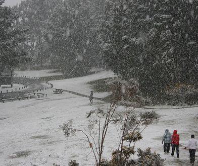 Prognoza pogody zima 2021. Pierwszy śnieg już za kilka tygodni