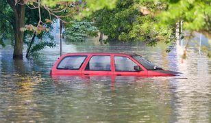 Bułgarię nawiedziły powodzie