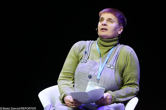 Janina Ochojska nie zamierza rezygnować ze stanowiska prezesa Polskiej Agencji Humanitarnej