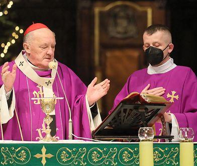 Kardynał Kazimierz Nycz zasłabł. Rzecznik KEP zabrał głos