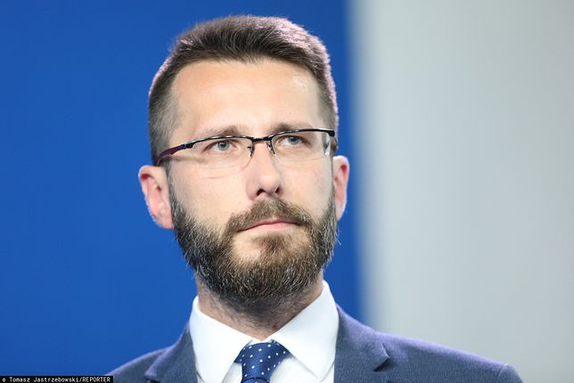 Radosław Fogiel, zastępca rzecznika PiS