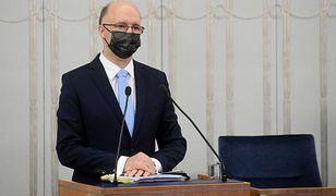 Senat odrzucił kandydaturę Wawrzyka na RPO
