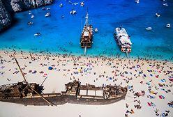 Zakynthos. Poznaj historię wraku na greckiej plaży