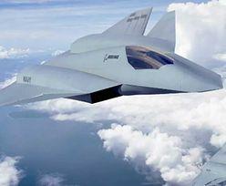 Tajemniczy samolot bojowy. Amerykanie mają maszynę nowej generacji