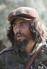 "Benicio Del Toro obok Emily Blunt u reżysera ""Labiryntu"""