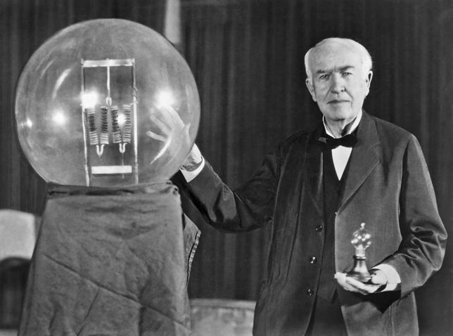 """""""Wojna o prąd"""": Thomas Edison był nazywany potomkiem szatana"""