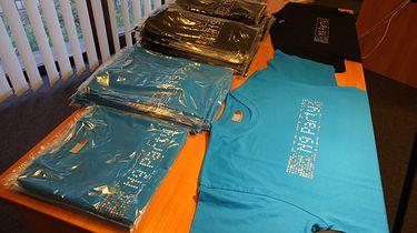 Dojechały koszulki N9 Party!