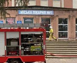 Ukraina. Tragiczna eksplozja w szpitalu zakaźnym