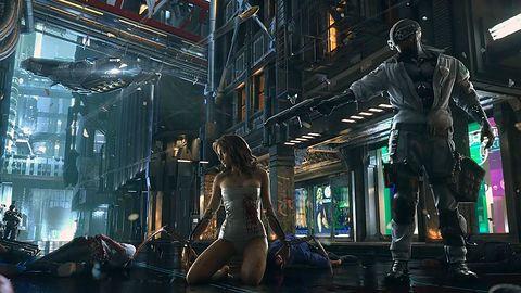 """Cyberpunk 2077 bez mikropłatności: """"chciwość zostawiamy innym"""""""