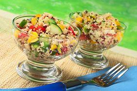 Quinoa - włącz ją do diety swojej i swojego dziecka