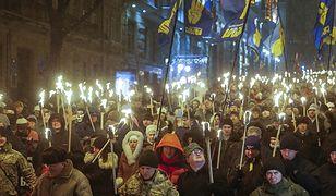 """""""Desowietyzacja"""" w Kijowie. Będzie ulica Stepana Bandery"""