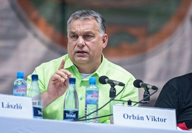 """Węgry wspierają Polskę. Orban: """"inkwizycyjna"""" kampania prowadzona przez Unię Europejską nie powiedzie się"""