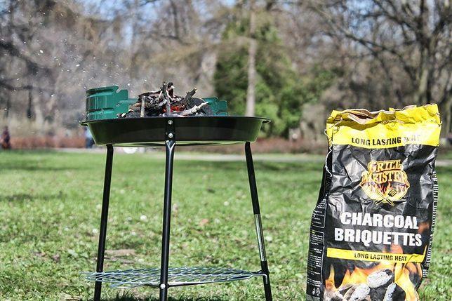 Czy można grillować w parku?