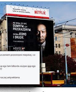 """Burza po poście Netflixa. """"To naprawdę beznadziejny sposób na reklamę"""""""