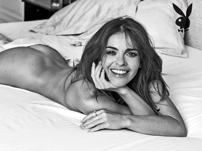 """Edyta Herbuś w """"Playboyu"""": """"cieszę się, że w końcu się zdecydowałam"""""""