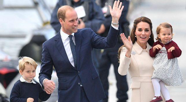 Księżna Kate była w ciąży już w Polsce?