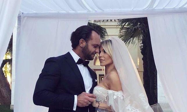 Para wzięła ślub w słonecznej Hiszpanii