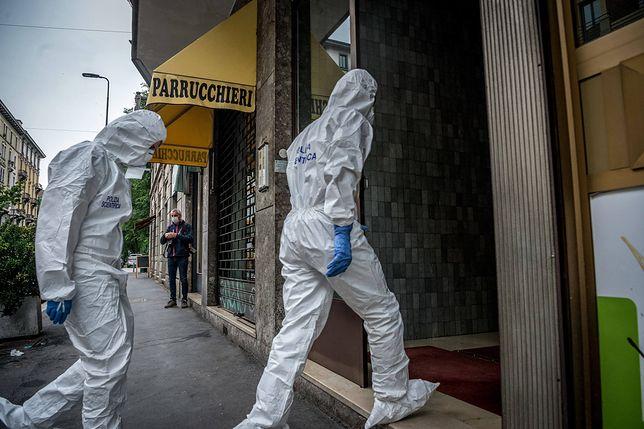 Koronawirus Włochy. Eksperci ostrzegają przed nawrotem epidemii