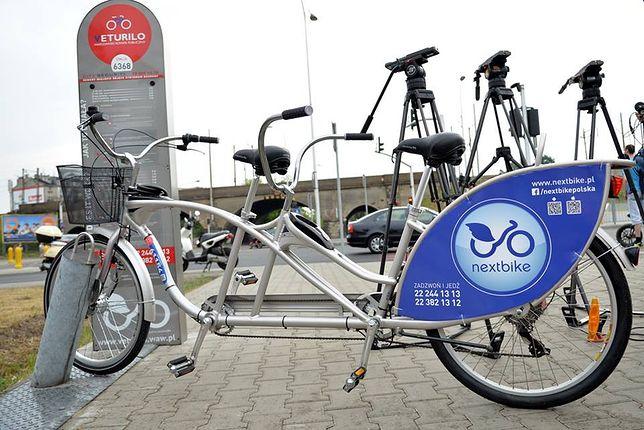 Nowe rowery miejskie zachęcają do łamania przepisów?