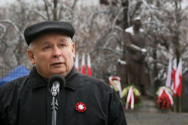 """Jarosław Kaczyński: """"trzeba działać w Polsce, umieć w kraju odnosić sukcesy"""""""