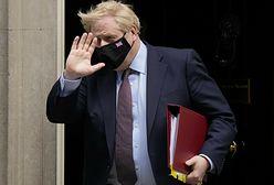 """Były doradca uderza w premiera Johnsona. """"Uważał COVID za histerię i chciał, by mu wstrzyknąć wirusa"""""""