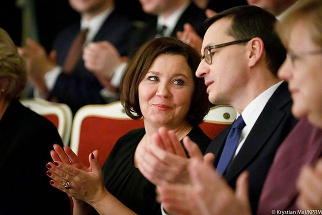 Premier Mateusz Morawiecki z żoną w Niemczech. Pokazał zdjęcia