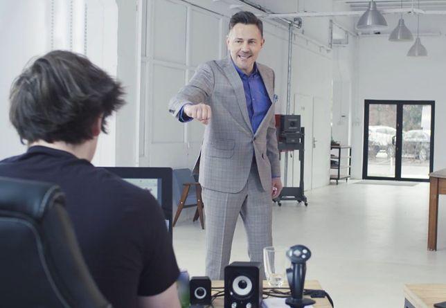 Krzysztof Ibisz w nowej reklamie. Internauci nie mają litości