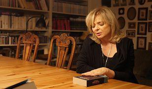 """Katarzyna Grochola w """"Prologu"""": Ofiara gwałtu ma siedzieć cicho"""