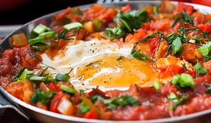 Jajka w nowej odsłonie. Tunezyjska szakszuka