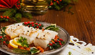 Dietetyczna ryba po grecku