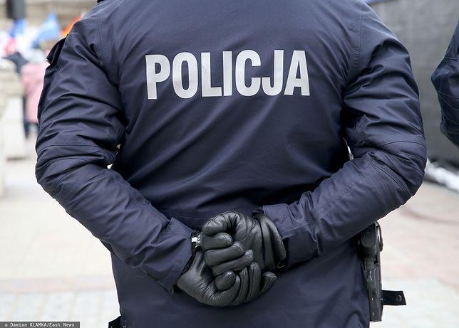 Policjant nie został zawieszony