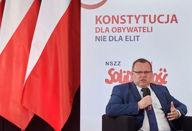 Jakub Stelina: rezygnuję z kandydowania do SN