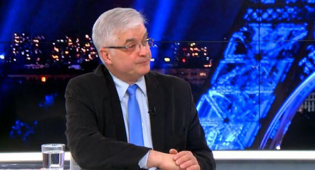 """Cimoszewicz oburzony brakiem ambasadora RP w Paryżu. """"To absolutne kuriozum"""""""