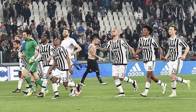b8d9a47244700 Juventus już piąty raz z rzędu mistrzem Włoch! Dominacja trwa mimo słabego  początku sezonu