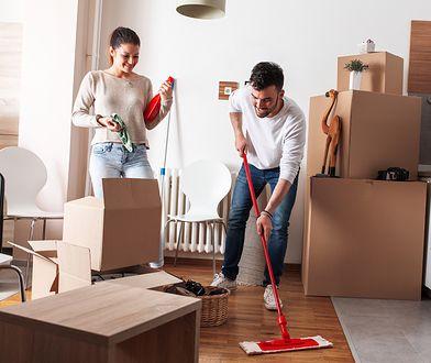 Sprzątanie nie musi być czasochłonne