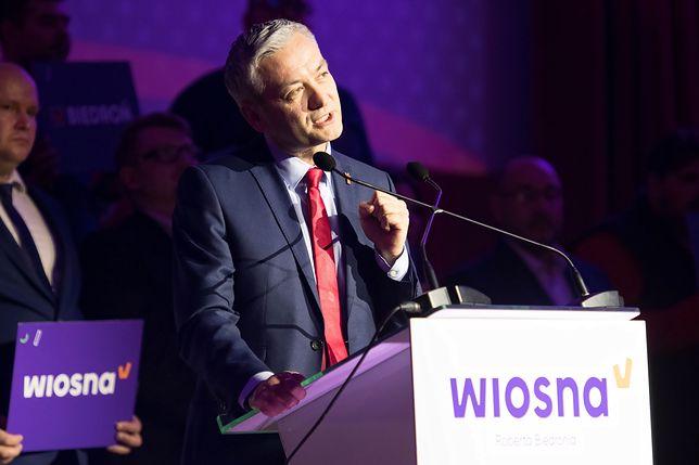 Partia Razem nie podejmie współpracy wyborczej z Wiosną Roberta Biedronia - ustaliła Wirtualna Polska.