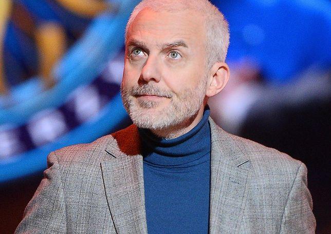 """Hubert Urbański pokazał, jak wygląda teraz studio """"Milionerów"""""""