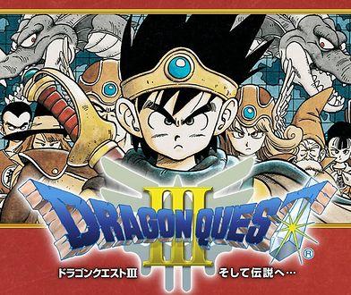 Nintendo Switch z Dragon Quest 3
