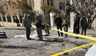 Zamach w Syrii. Pas szahida miała 7-latka