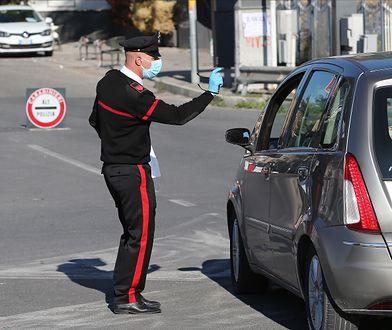 Włochy. Wypadek samochodowy. Nie żyje polski policjant