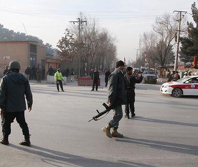 Zamach samobójczy w Afganistanie. Są ofiary