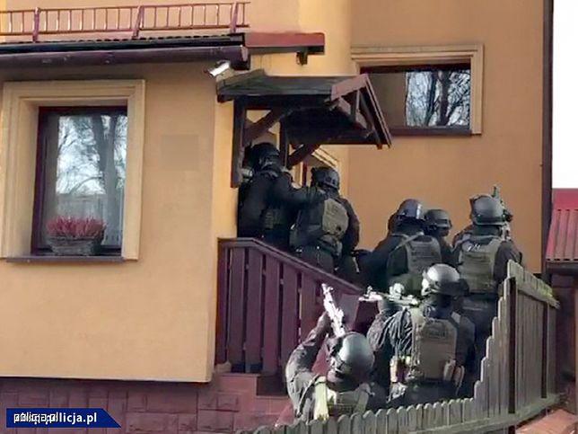 Porwanie żony polskiego biznesmena. Rekordowy okup i wielka akcja policji